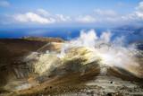 Krater auf Vulcano