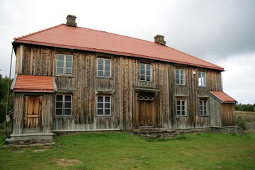 Old house built in 1770
