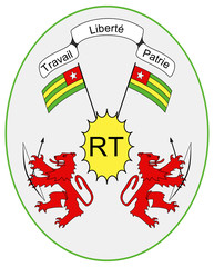 Togo Coat of Arms