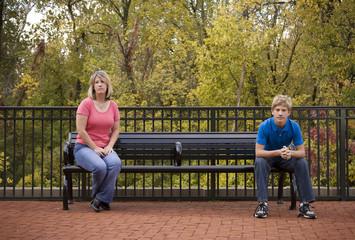 Mom & Teenage Son Not Communicating