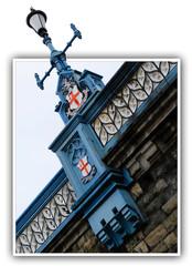 Lamp of Tower Bridge