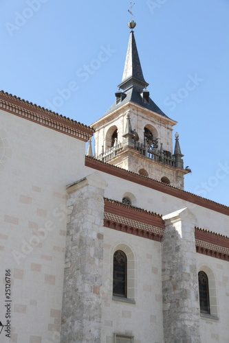 Cathedral  Alcala de Henares  Madrid province Spain