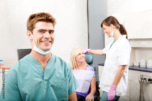 Dating my dentist