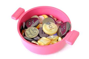 Collezione di bottoni