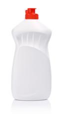bottle of cleaning gel