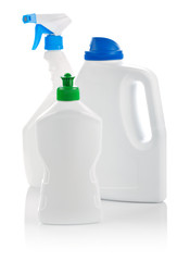 composition bottles for cleaning