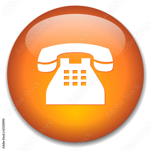PHONE Web Button (call us now telephone contact customer service
