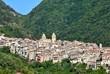 Veduta di Piglio - Frosinone - Lazio - Italia