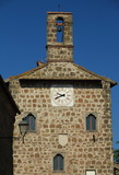 lovely turret,Tuscany poster