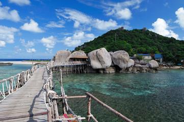 Nang yuan island, Surat,Thailand