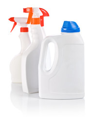 bottle and sprays