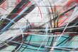 Graffiti background. - 25149971