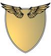 Flügel Wappen