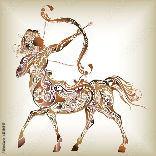 12 Constellations ------- Sagittarius