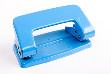 Perforateur bleu