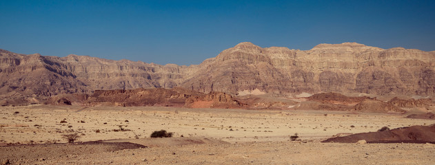 in Timna Park, near Eilat
