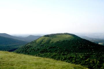 Chaîne des Puys, volcans d'Auvergne