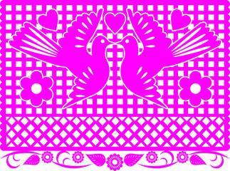 Mexican Decoration Papel Picado