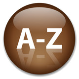 A-Z Web Button (search directory index alphabetical dictionary) poster