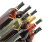 A few bottles of wine