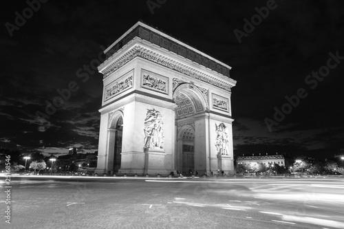 monument de nuit