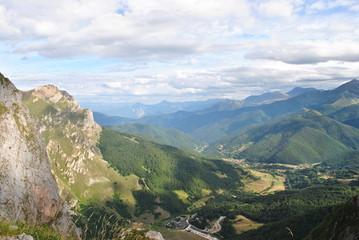 Valle de Camaleno, Picos de Europa, Spain