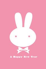 A Happy New Year 卯年