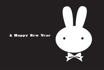 A Happy New Year 卯年