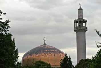 London Central Mosque (Regents Park Mosque) England, UK