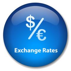 EXCHANGE RATES Web Button (dollar euro yen currencies converter)