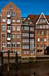 Historische Häuser in Hamburg