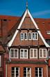 Fassade eines historischen Hauses