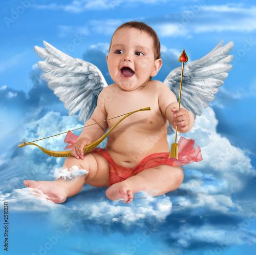 Fototapeten,engel,baby,engelhaft,antikes