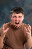 Enraged Man poster