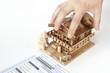 Immobilie mit Schenkungssteuerformular