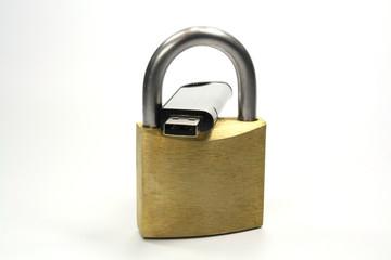 USB-Schloss