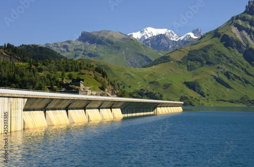 barrage de Roselend - 25203385