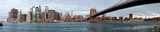 Fototapety Manhattan over the river - early morning