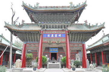 chinese architecture;bar;gateway;
