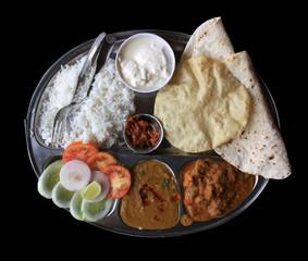 Thali indien