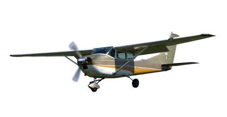 Cessna isoliert