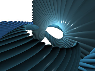 Abstract Figure 8 Background