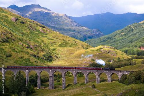 Glenfinnan Viadukt