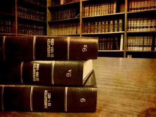 Law Books on Bankruptcy