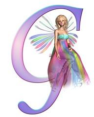 Fairy Alphabet - letter G