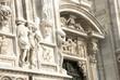 Duomo di Milano porta