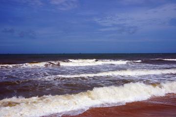 Western coast Sri Lanka.