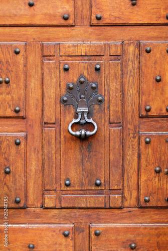 Heurtoir de porte d 39 entr e de paty wingrove photo libre - Heurtoir de porte d entree ...