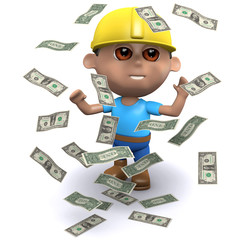 3d Builder gets paid