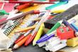 fournitures scolaires, rentrée des classes